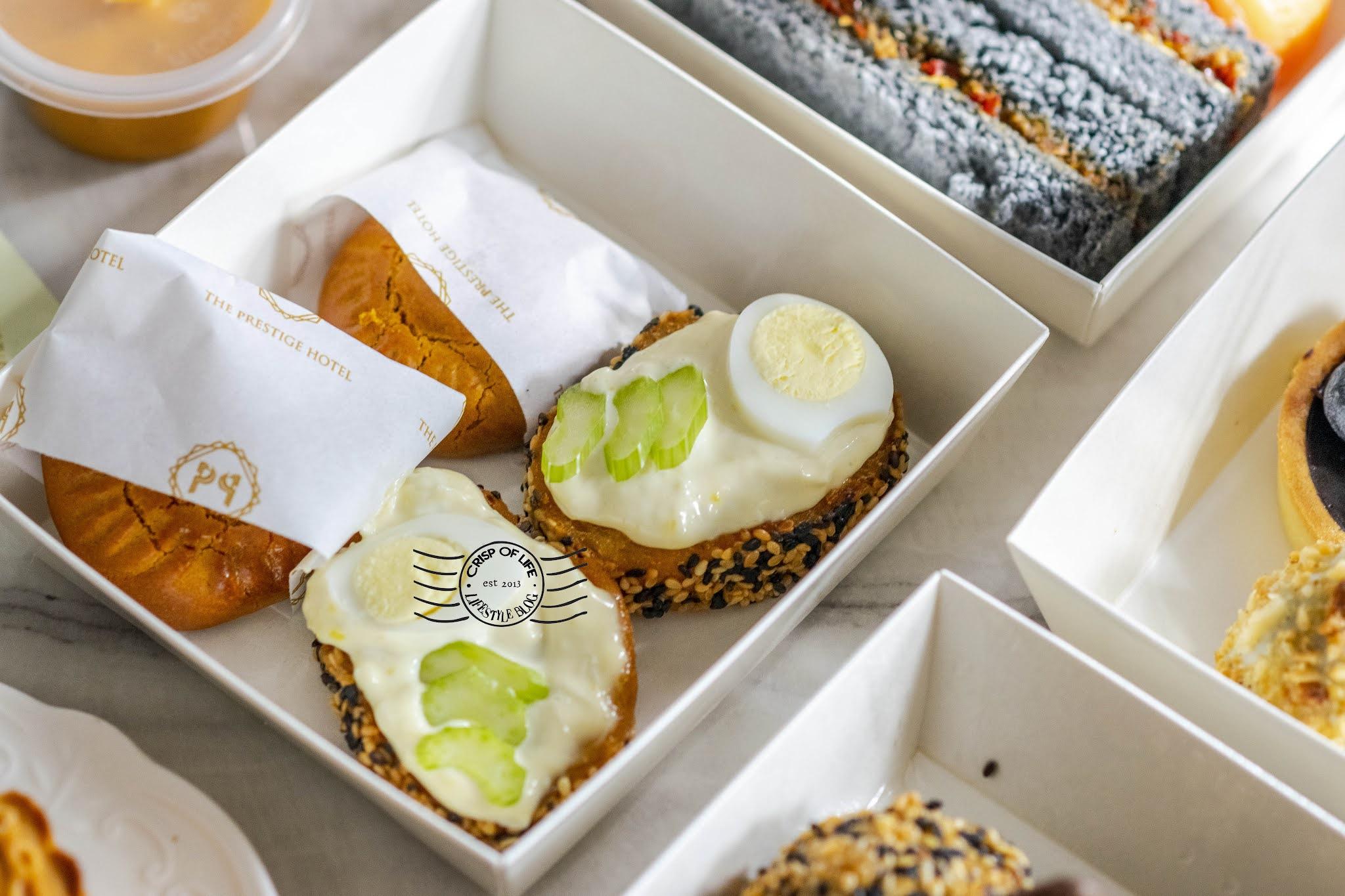 Mid Autumn Mooncake Afternoon Tea Prestige Hotel Penang