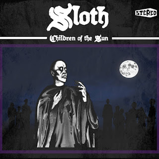 "Heavy psych ""Children of the Sun"" EP by SLOTH"