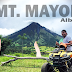Adventure in Mt. Mayon, Albay