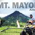 Adventure in Mt. Mayon, Albay