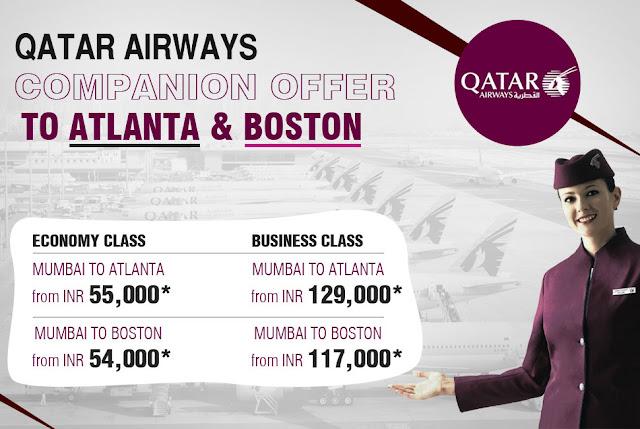 QatarAirways Offer