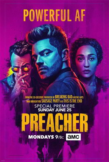 Preacher Temporada 1 Completa HD 720p Latino Dual