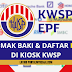Cara Semak Baki Dan Daftar i-Akaun Di KWSP (Bank Rakyat, CIMB, Maybank, Alliance, UTC, Aeon dll)