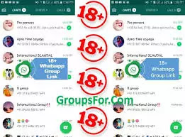 18+ Whatsapp Group Link in 2020