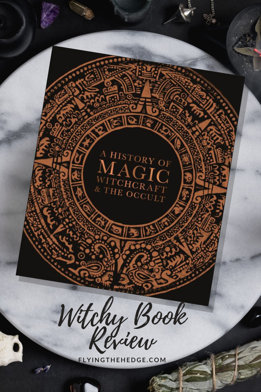 book review, witchcraft, pagan, DK Publishing, history of witchcraft, witchy