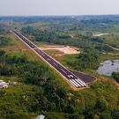 Governo entrega revitalização do Aeródromo de Porto Walter