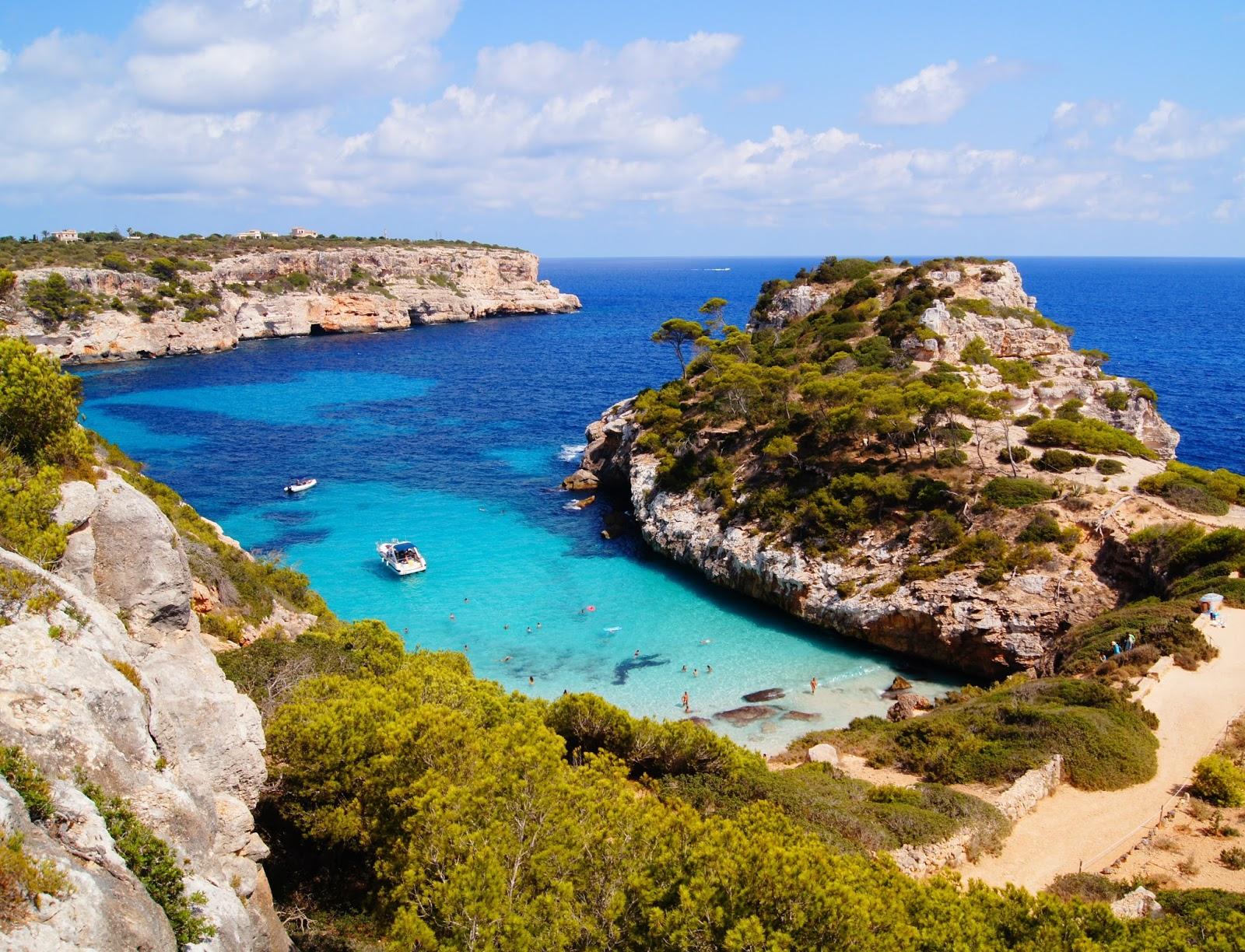 Majorque Photos concernant petits paradis: top 10 des plus belles plages de majorque