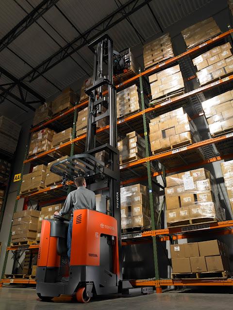 Memilih Jenis Forklift Sesuai Kebutuhan