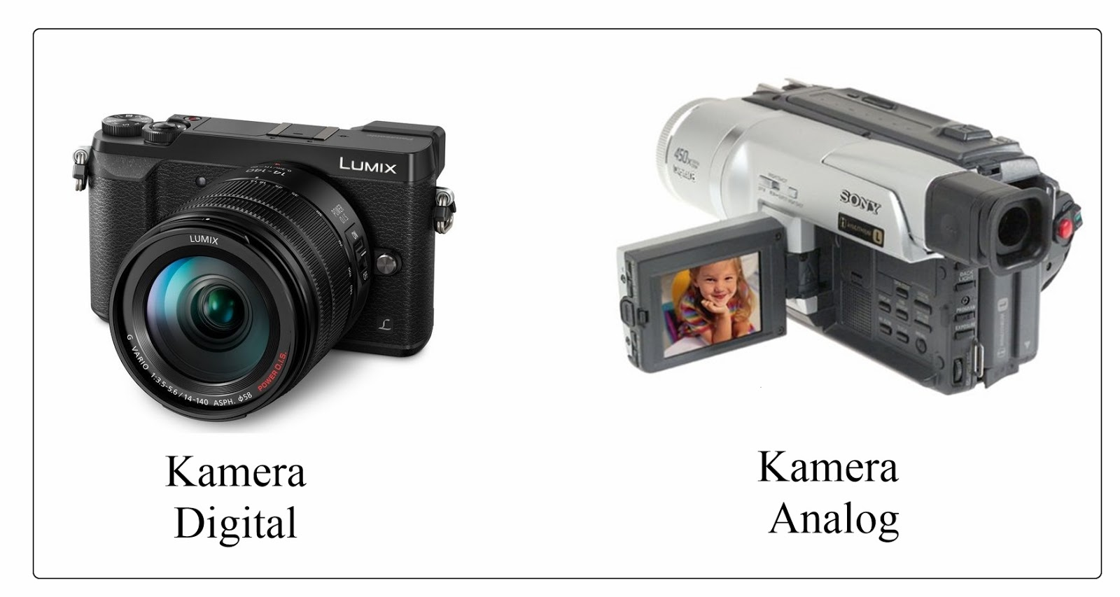 DNS Studio Media Promosi: Perbedaan Video Digital dan Analog - DNS ...