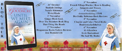 French Village Diaries book review Until We Meet Again Rosemary Goodacre