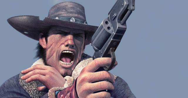 Red Dead Revolver - an unexpected start to something else