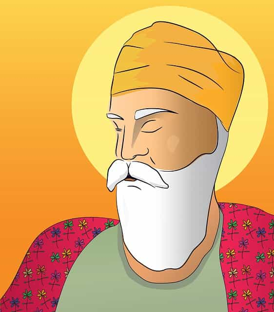 बोधकथा – नानकजी चा आशीर्वाद - Good Thoughts In Marathi On Life [11]
