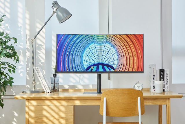 Samsung unveils its new 2021 PC monitor lineup from 24 to 34 inches