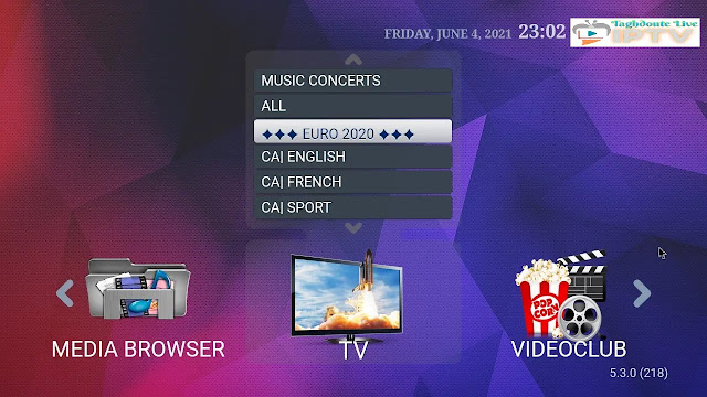 Watch TV online for free of charge via IPTV technology. there's no got to buy watching TV channels online,