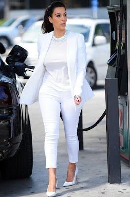 I really want to go to law school - Kim Kardashian