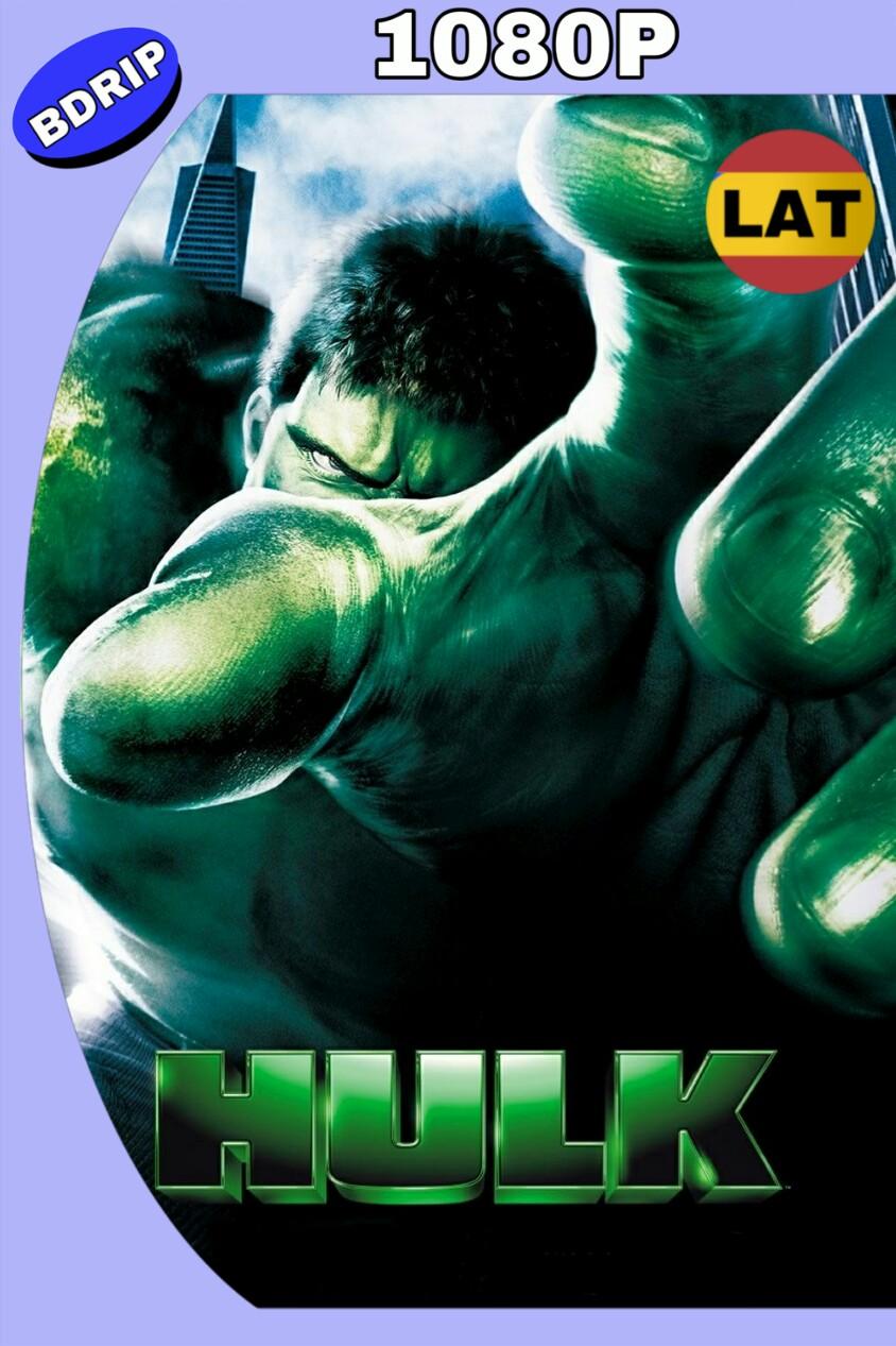 HULK (2003) BDRIP 1080P FULL HD LAT-ING MKV