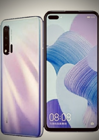 Huawei Nova 6 5G Full Features