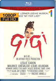 Gigi [1958] [1080p BRrip] [Latino-Ingles] [HazroaH]