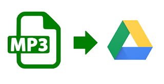 How to embed a music from Google Drive - Teemikemedia
