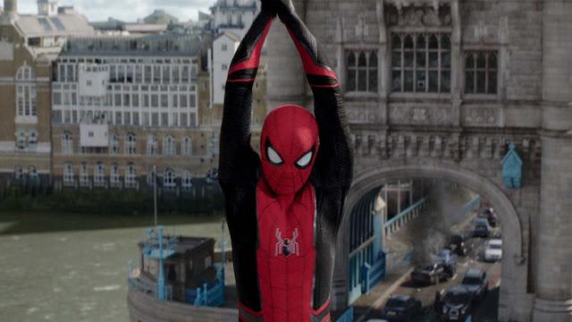 Tom Holland Jon Watts | Spider-Man: Far From Home