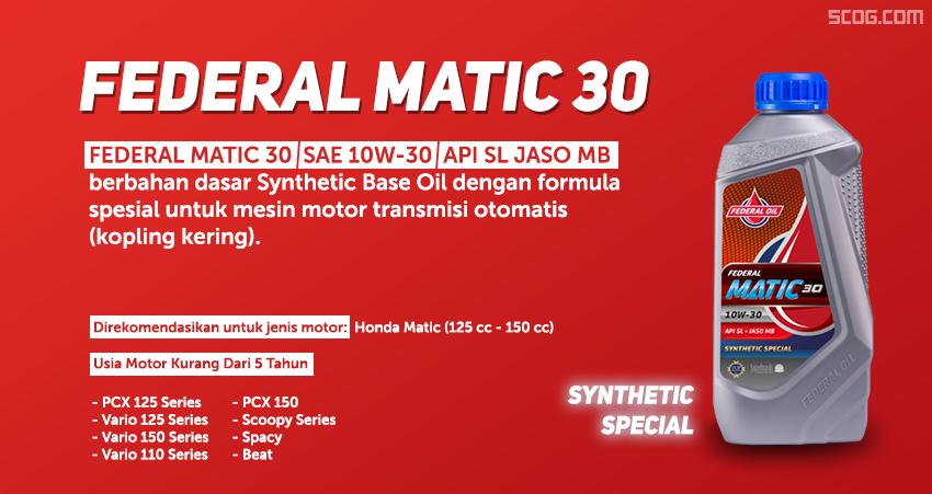Federal Matic 30