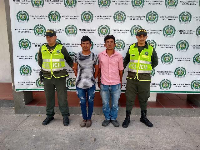 Atracaron a una mujer en el barrio La Loma de Maicao