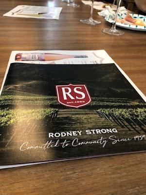 Rodney Strong Wine Estates Portfolio