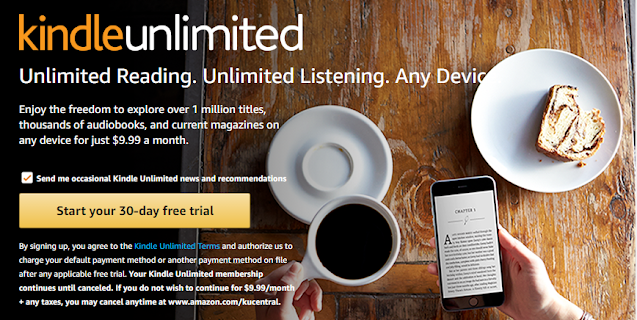 Guides to kindle unlimited and amazon prime setup