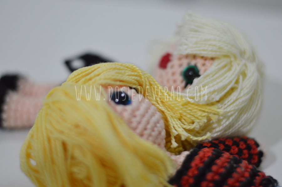 Amigurumi Kurt Cobain Amigurumi Courtney Love