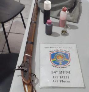 Polícia patrulha área de caça nessa 5ª, em ST, e suspeito foge