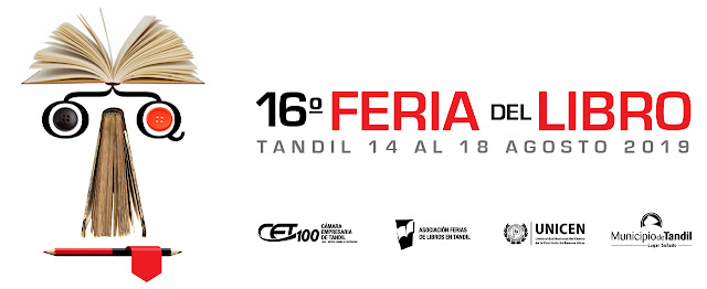 Feria del Libro Tandil 2019