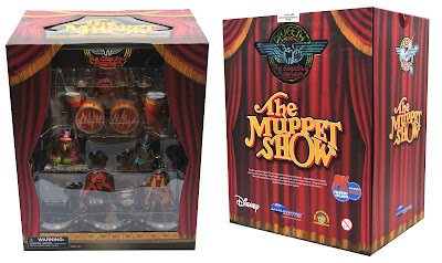 San Diego Comic-Con 2020 Exclusive The Muppets The Electric Mayhem Action Figure Box Set by Diamond Select Toys