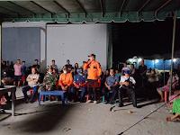BPBD Nias Selatan Menutup Kegiatan Pencarian Korban Nelayan Yang Hilang