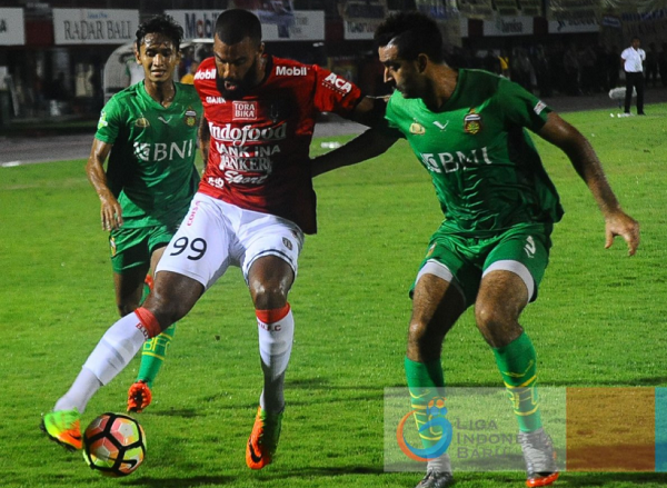 Bali United Dipermalukan Bhayangkara FC