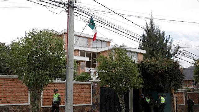 España abrirá investigación tras denuncia de Bolivia sobre hechos en la embajada mexicana en La Paz