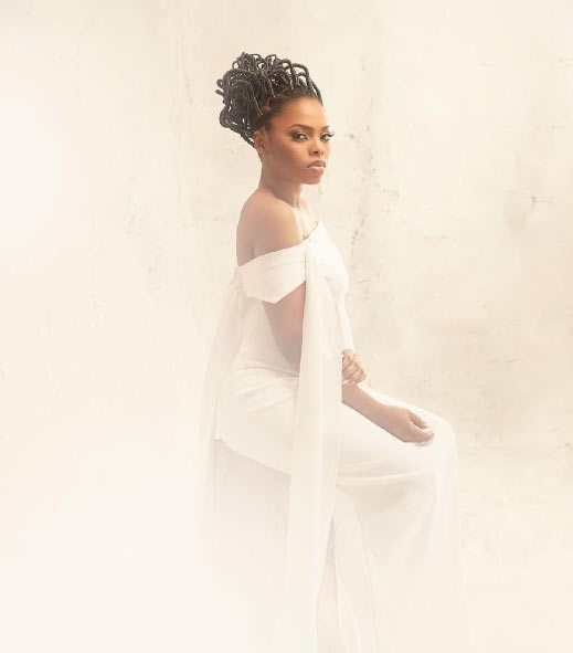 Chidinma is alluring in new photos