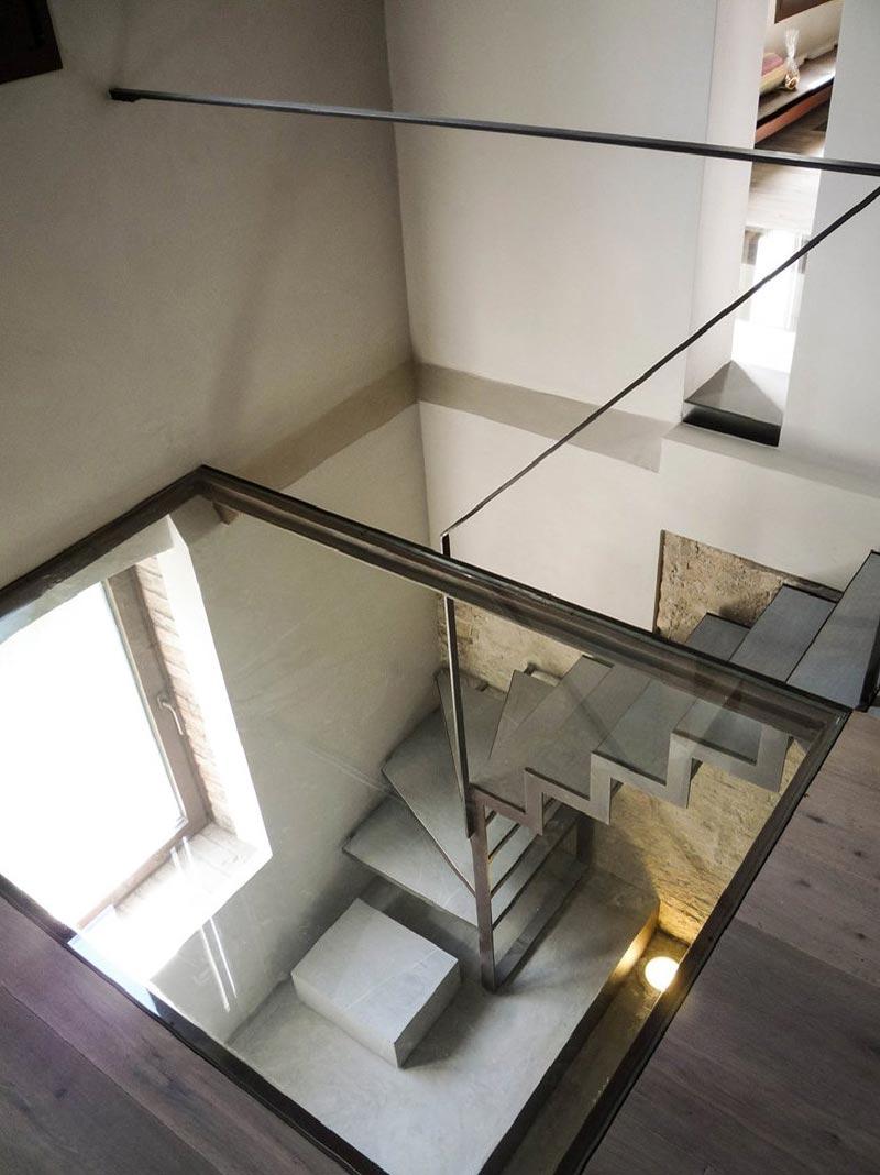 Restauro appartamento su due livelli