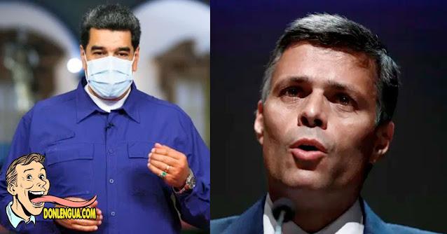 Maduro y Leopoldo también felicitaron al Progresista Biden