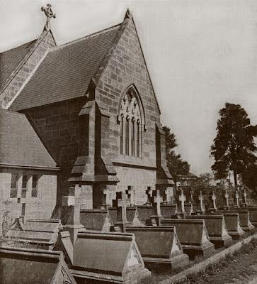 Lewisham Cemetery