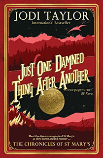 REVIEW - Just One Damned Thing After Another by Jodi Taylor