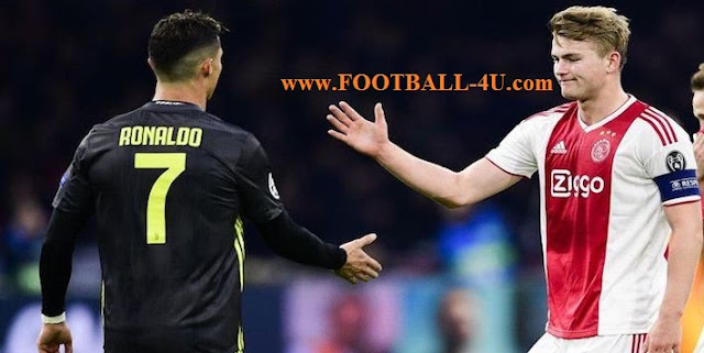 FOOTBALL,CALCIOMERCATO,AC Milan,Matthijs De Ligt,Juventus,ManciniAS Roma,Football-4u