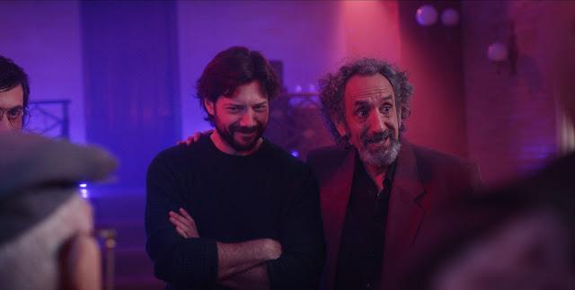 Álvaro Morte en 'El Último Show'