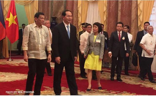 PH-Vietnam Friendship Rises; Agrees on 6-Year Strategic Partnership.