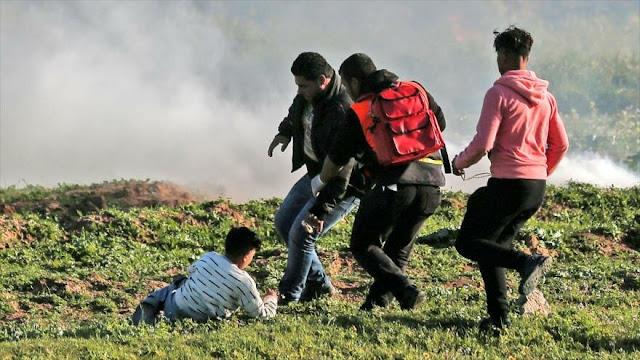 OMS: Violencia israelí en Gaza deja 3 niños discapacitados al mes