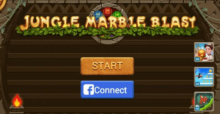 تحميل أفضل ألعاب اندرويد بدون نت أوفلاين 2021 مجانا بجودة عالية  Jungle Marble Blast