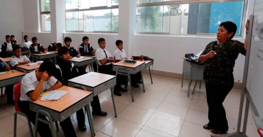 DÍA DEL MAESTRO: Sepa por qué se celebra el 6 de julio en el Perú