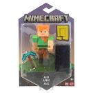 Minecraft Alex Nether Portal Series 1 Figure