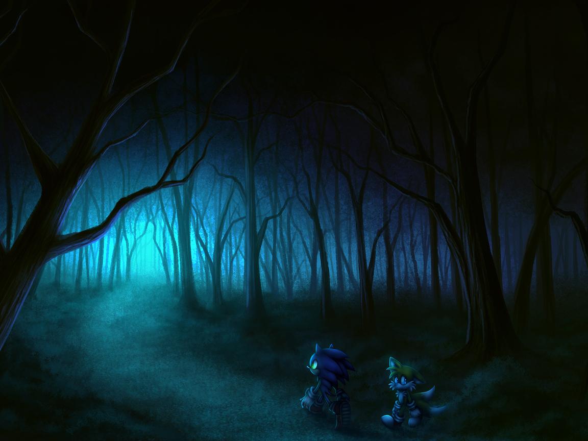 Dark trees HD Wallpapers – wallpaper202