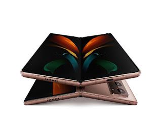 Samsung Galaxy Z Fold 2 Price in Bangladesh