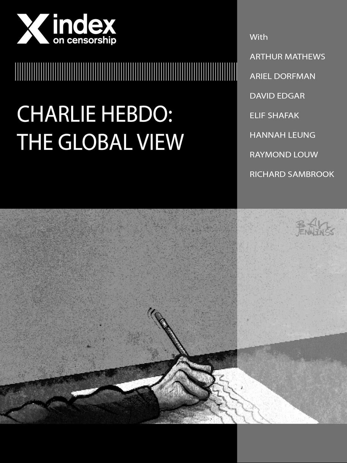 Bado S Blog Index On Censorship Charlie Hebdo The Global View